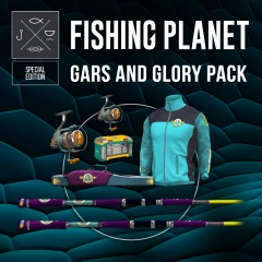 Fishing Planet : Gars&Glory Pack