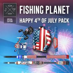 Fishing Planet : Happy 4-th of July Pack