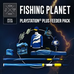 Fishing Planet - PlayStationPlus Feeder Pack