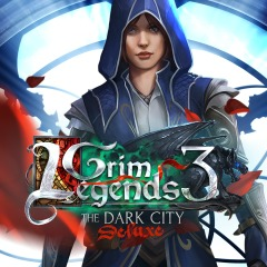 Grim Legends 3 : The Dark City Deluxe