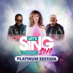 Let's Sing 2019 Hits Français - Platinum Edition