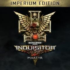 Warhammer 40,000 : Inquisitor - Martyr | Imperium edition