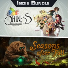 INDIE BUNDLE : Shiness and Seasons after Fall