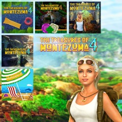 The Treasures of Montezuma 4&Themes