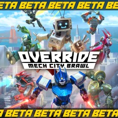 Override : Mech City Brawl BETA