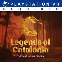 Legends of Catalonia : The Land of Barcelona