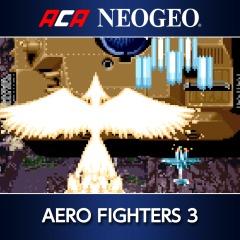 ACA NEOGEO AERO FIGHTERS 3