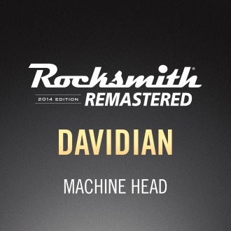 Rocksmith® 2014 – Davidian - Machine Head PS4 / PS3