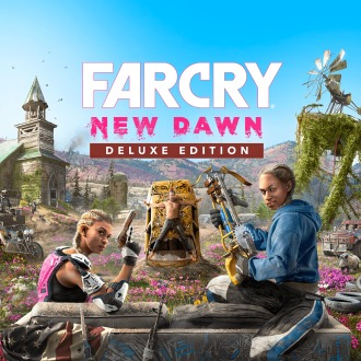 Far Cry® New Dawn Deluxe Edition PS4