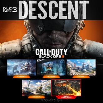 Call of Duty®: Black Ops III - Descent DLC PS4