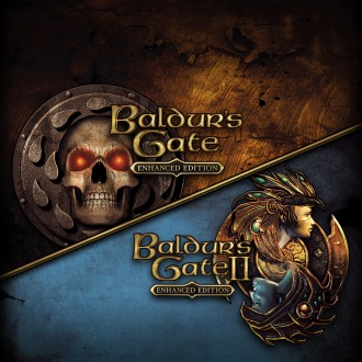 Baldur's Gate and Baldur's Gate II: Enhanced Editions PS4