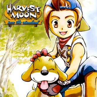 Harvest Moon®: Save the Homeland PS4