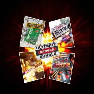 Ultimate Danger Bundle PS4