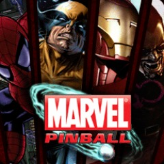 MARVEL Pinball PS3