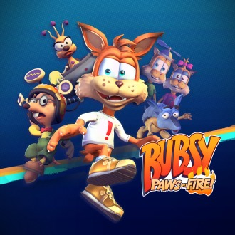 Bubsy: Paws on Fire! PS4