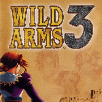 Wild Arms3 PS4