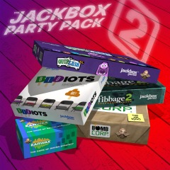 Jeu Gratuit PS3 : The Jackbox Party Pack 2