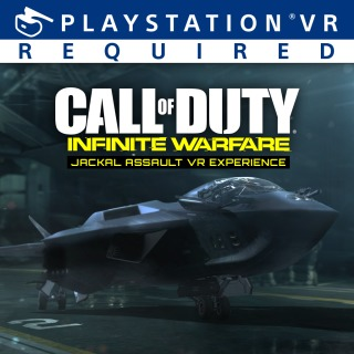 Call Of Duty Infinite Warfare Jackal Assault Vr Experience For Ps4 Buy Cheaper In Official Store Psprices Uk