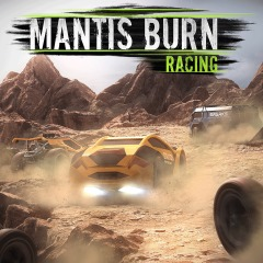 Mantis Burn Racing PS4 PKG