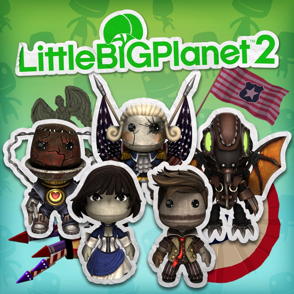 Bioshock Infinite Costume Pack