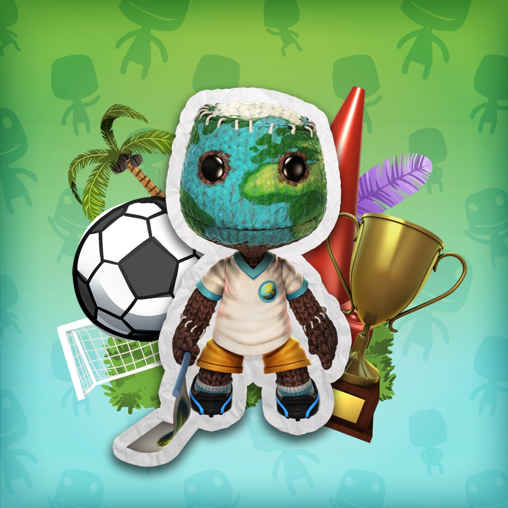 The LittleBigPlanet™ Football Asset Pack