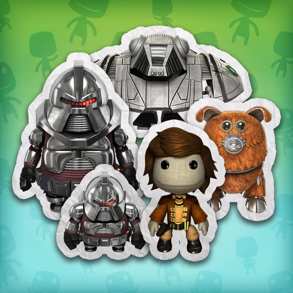 Battlestar Galactica Costume Pack – LittleBigPlanet 3