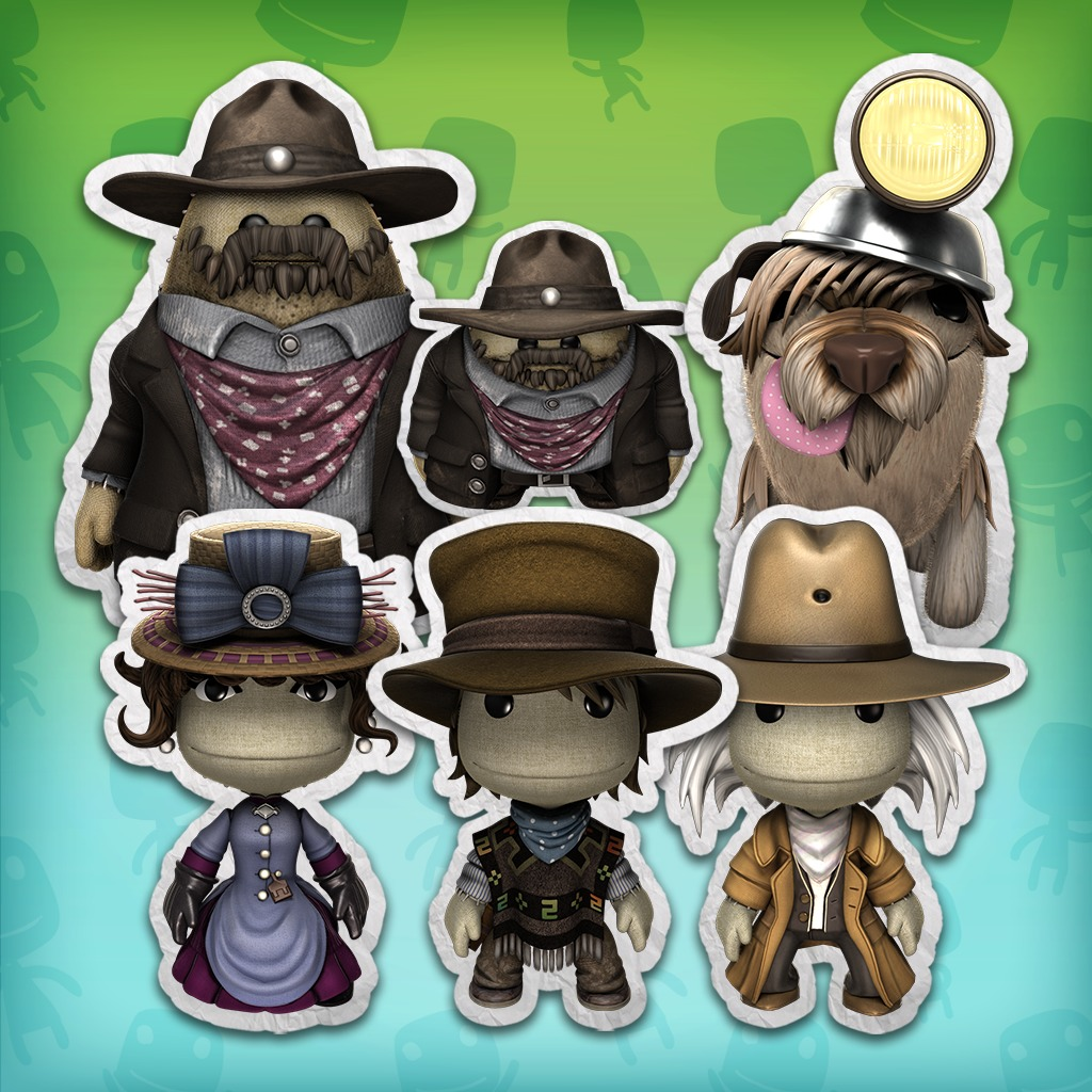 LBP™ 3 Back to the Future Costume Pack 2