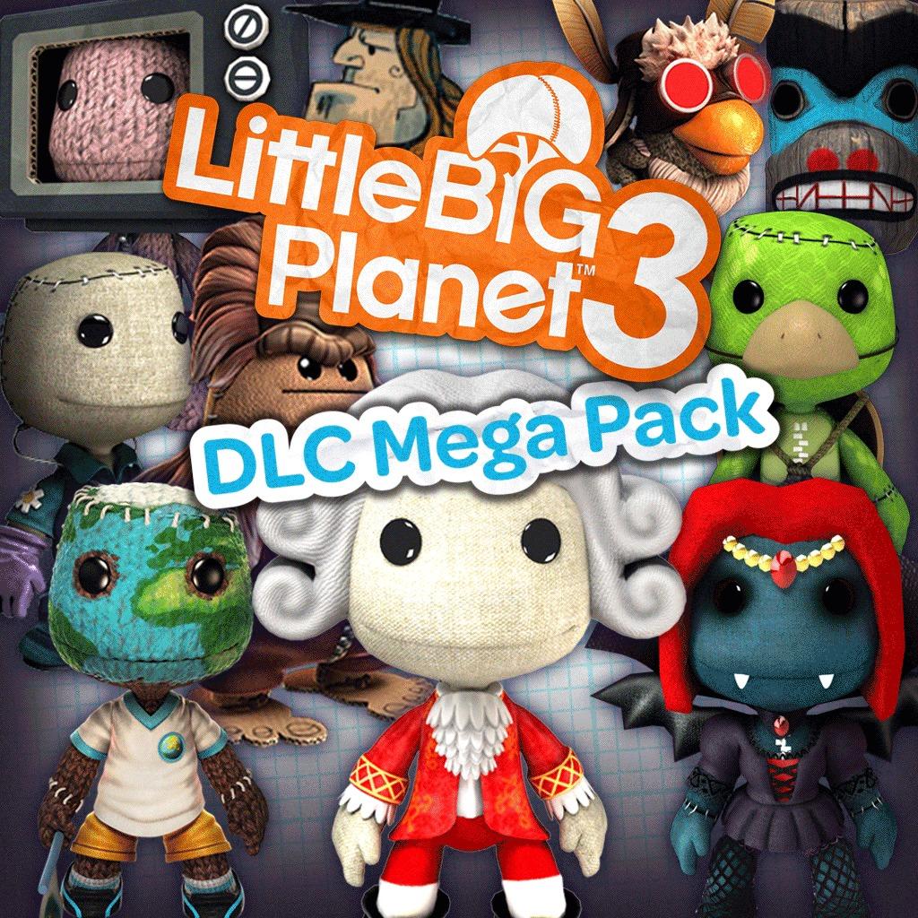 LittleBigPlanet™ 3 Mega Pack