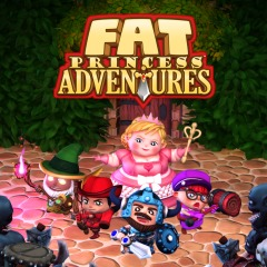Fat Princess Adventures PS4 PKG