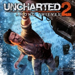 Uncharted 2: Among Thieves  (File Size 19.5Gb)