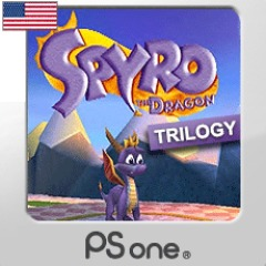 Spyro The Dragon Trilogy