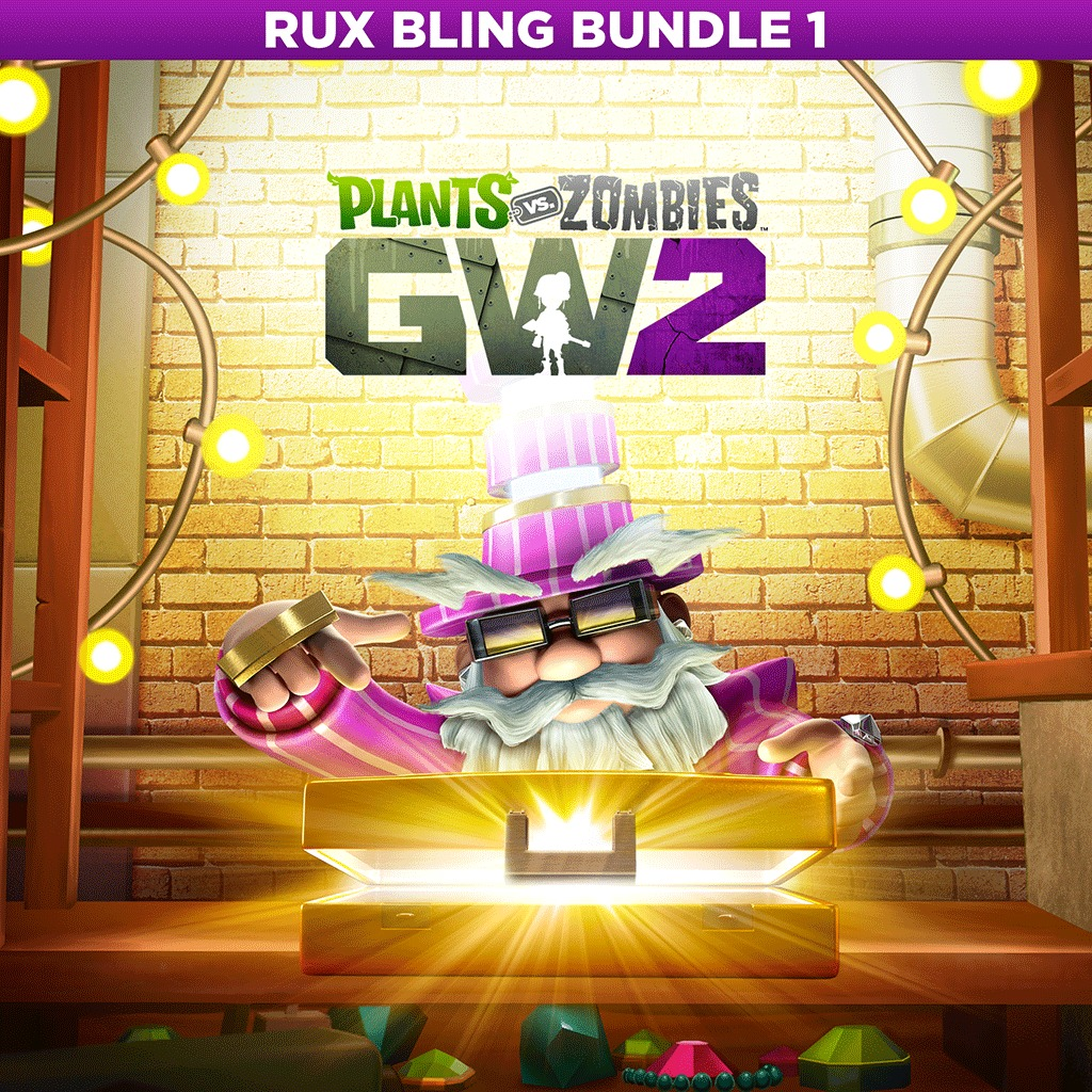 Plants Vs. Zombies™ Garden Warfare 2 Rux Bling Bundle 1 PS4 U2014 Buy Online  And Track Price   PS Deals UK