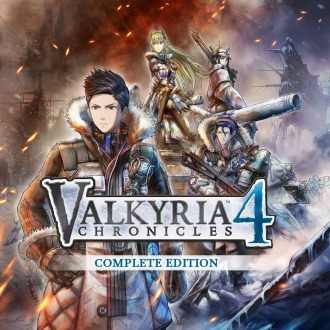 Valkyria Chronicles 4 Complete Edition PS4