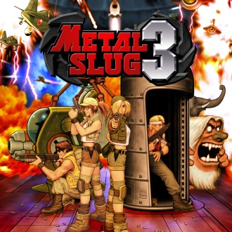 METAL SLUG 3 PS4 / PS3 / PS Vita