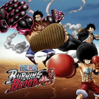 One Piece Burning Blood - PREORDER BONUS PS4 / PS Vita