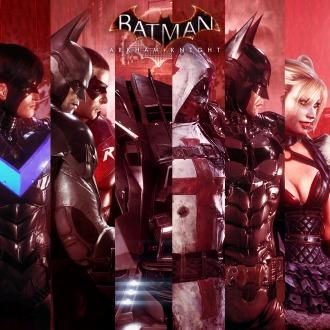 Batman™: Arkham Knight Crime Fighter Challenge Pack 5 PS4