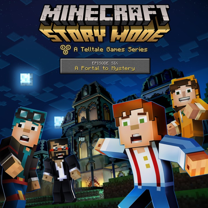 Minecraft: Story Mode - Ep 6: A Portal To Mystery - Digital