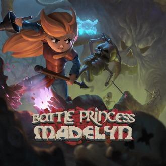 Battle Princess Madelyn PS4