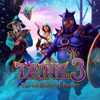 Trine 3: The Artifacts of Power PS4