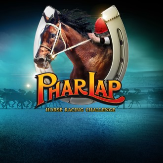 Phar Lap - Horse Racing Challenge PS4