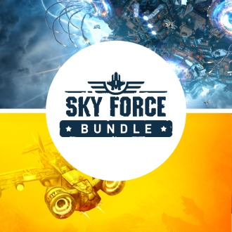 Sky Force Bundle PS4 / PS3 / PS Vita