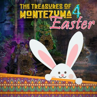 The Treasures of Montezuma 4 Easter Bundle PS4 / PS3 / PS Vita