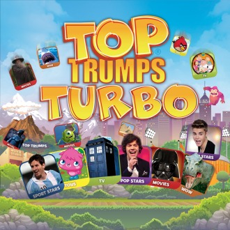 Top Trumps™ Turbo PS3