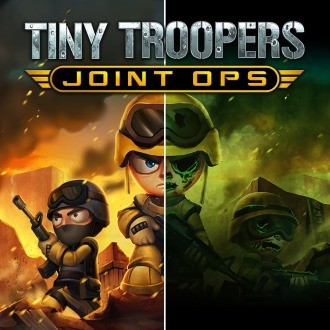 Tiny Troopers Joint Ops Complete Bundle PS4 / PS3 / PS Vita