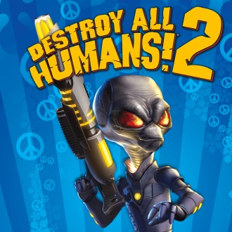 Destroy All Humans! 2 PS4