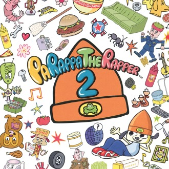 PaRappa The Rapper 2 PS4