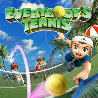 Everybody's Tennis PS4