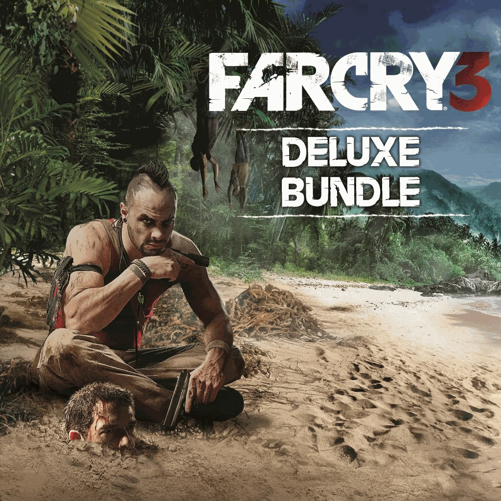 Far Cry® 3: DELUXE BUNDLE DLC