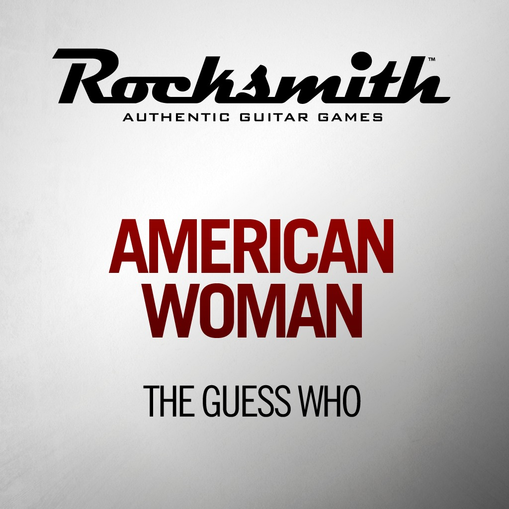 Rocksmith™ The Guess Who - American Woman
