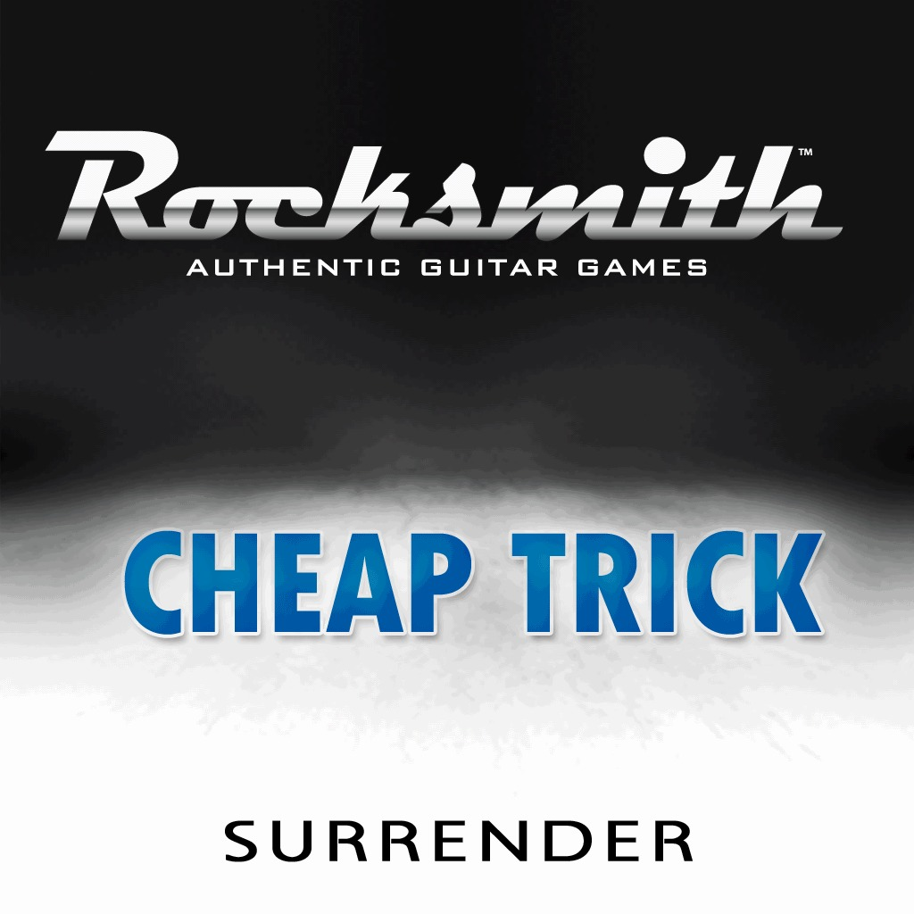 Rocksmith™ Cheap Trick - Surrender